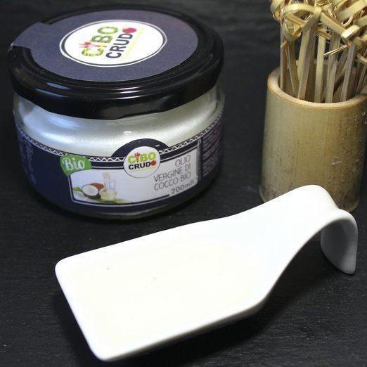 olio di cocco extravergine biologico