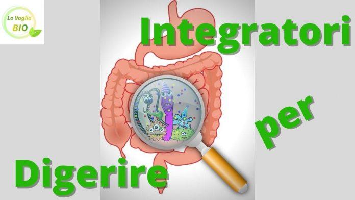 integratore per digerire